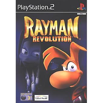 Rayman Revolution - As New