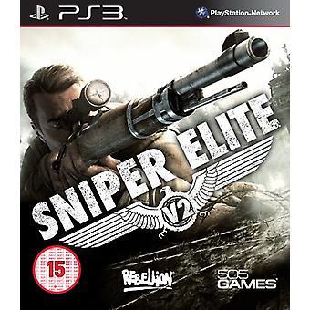 Sniper Elite V2 (PS3)-ny
