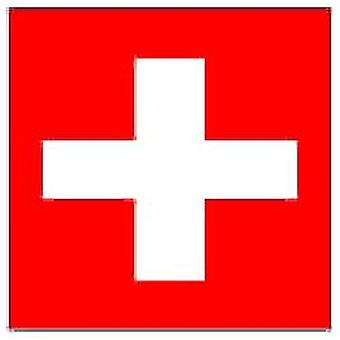 Zwitserland vlag 5 ft x 3 ft