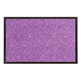 Dirt trapping mats floor mat door mats floor mat smart purple