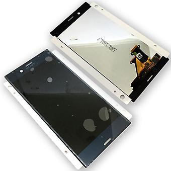 Sony Display LCD Komplett Einheit für Xperia XZ F8831 Blau Ersatzteil