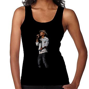 Pharrell Williams Wireless Festival 2014 Women's Vest
