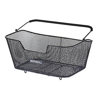 Basil base steel rear basket