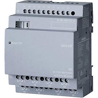 Siemens LOGO! DM16 24R 0BA2 PLC add-on module 24 V DC