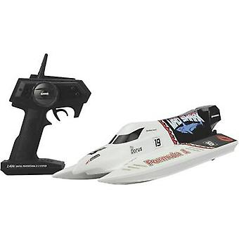 Amewi Mad Shark RC modello motoscafo RtR 430 mm