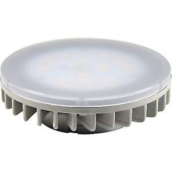 Müller Licht LED EEC A (A++ - E) GX53 Custom 6 W Cool white (Ø x L) 75 mm x 25 mm 1 pc(s)