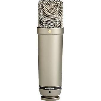 RODE mikrofoner NT1-en Studio mikrofon Överföringstyp: sladd inkl kabel, inkl stötfäste