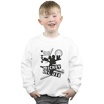 Disney Boys Mickey Mouse Always And Forever Sweatshirt