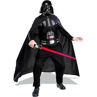 Star Wars Darth Vader instellen pak masker laser zwaard