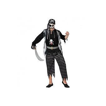 Mænd kostumer pirat kostume