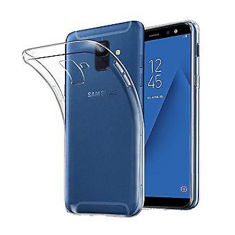 Samsung Galaxy A6 2018 transparent case cover silicone