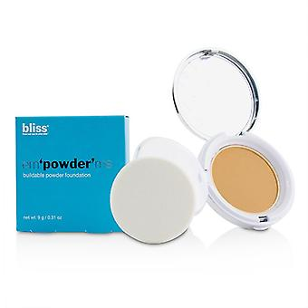 Bliss Em'powder' Me Buildable Powder Foundation - # Tan - 9g/0.31oz