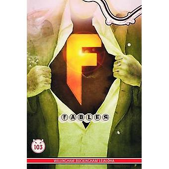 Fables - Volume 16 - Super Team by Bill Willingham - 9781401233068 Book