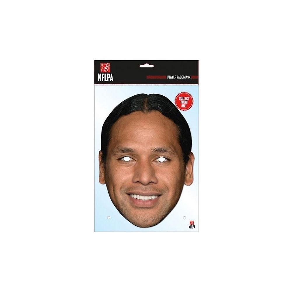 NFLPA Troy Polamalu Mask