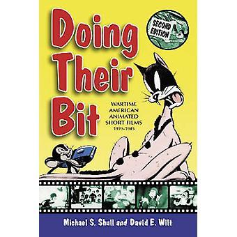 Gør deres Bit - krigstid amerikansk animeret kortfilm - 1939-1945 (2