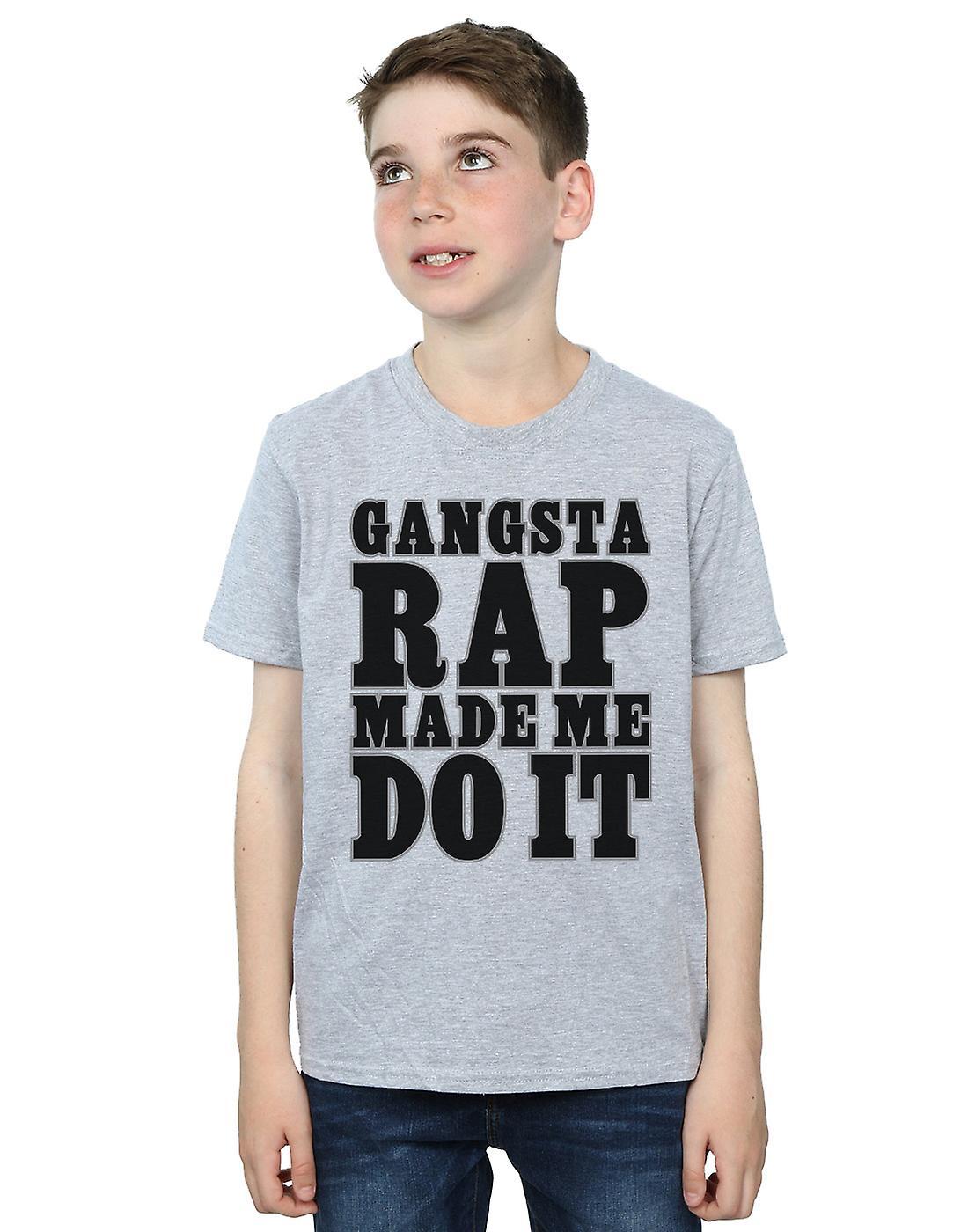 Ice Cube Boys Gangsta Rap T-Shirt