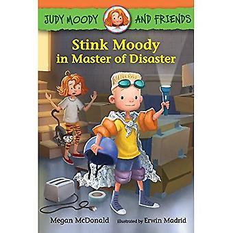 Judy Moody och vänner: stinker Moody i Master i katastrof