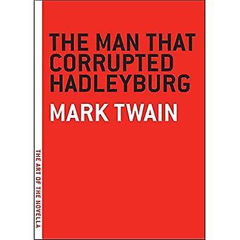 Mannen som skadade Hadleyburg (konst av novellaen)