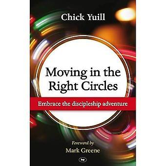Verschieben in den richtigen Kreisen: umarmen das Nachfolge-Abenteuer
