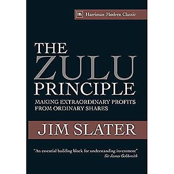 Het Zulu principe: Maken van buitengewone winst uit gewone aandelen (Harriman House Classics)