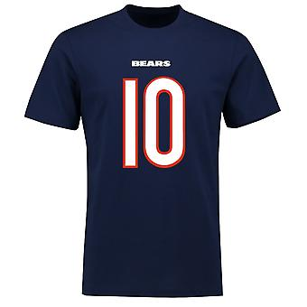Fanatics NFL T-Shirt - Chicago Bears #10 Mitchell Trubisky