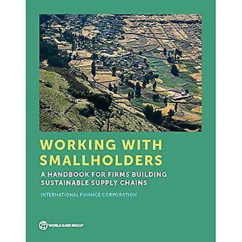 Pienviljelijöiden kanssa: yritysten rakennuksen kestävän toimitusketjujen käsikirja