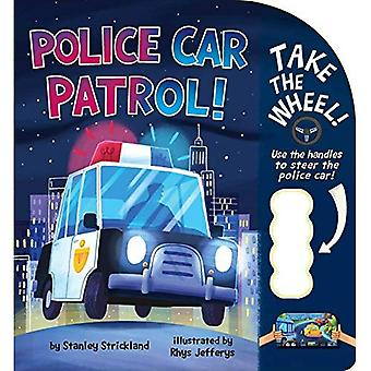 Polispatrull bil! (Ta ratten!) [Styrelse bok]