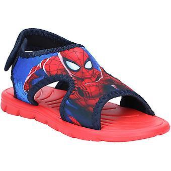 Leomil Boys Spiderman Easy Wear Lightweight Summer Sandals