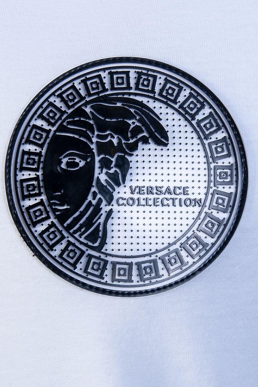Versace Short Sleeve Polo Shirt V800708C VJ00180