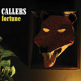 Callers - Fortune [CD] USA import
