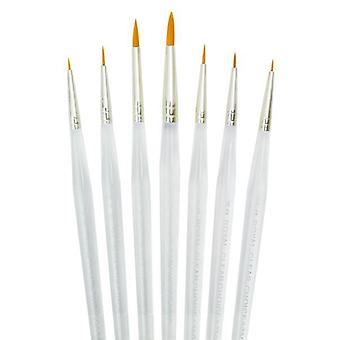 Royal & Langnickel Clear Choice 7 Piece Brush Set