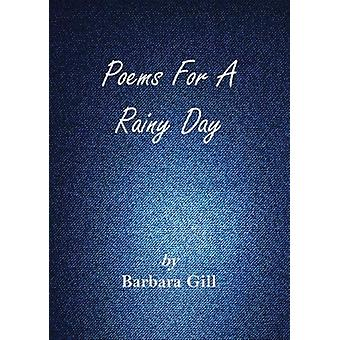Poems for a Rainy Day by Barbara Gill - 9781786231864 Book