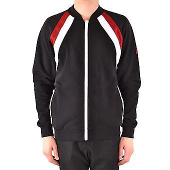 Givenchy Ezbc010029 Men's Black Cotton Sweatshirt