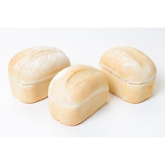 Speciality Breads Frozen British Mini White Tin Loaves