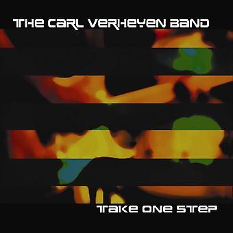 Verheyen/Hugo - Take One Step [CD] USA import