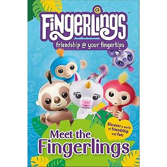 Meet the Fingerlings by Meet the Fingerlings - 9780241370803 Book