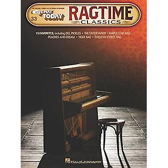 E-Z Play Today 33 - Ragtime Classics by Hal Leonard Publishing Corpora