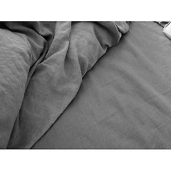 Jenny Mclean Doux 100% Pure Linen 4-Piece Sheet Set