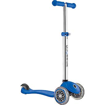 Globber Primo Kids Scooter - Primo Scooter - 3 Wheel Scooter - Navy Blue