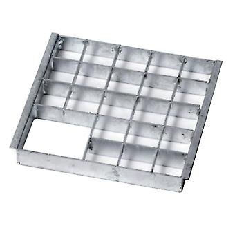 Apollo Galvanised Steel Grid Insert