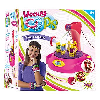 Splash Toy Weavy Pętle Ultimate Maker Maszyna Toy