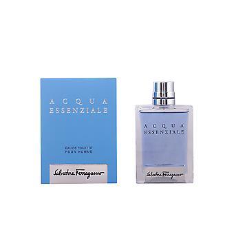 Salvatore Ferragamo Acqua Essenziale Pour Homme Edt Spray 100 Ml för män