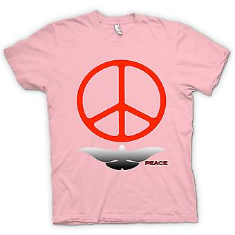 Kids T-shirt - Greenpeace Love Dove CND