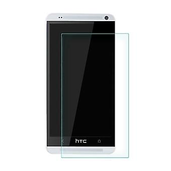 Tempered glass screen protector for HTC One M7