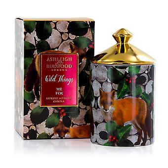 Ashleigh & Burwood Wild Things Luksus Duftende Gift Boxed Candle Hr. Fox - Christmas Spice