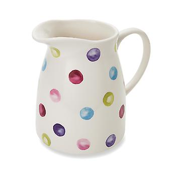 Cooksmart Spotty Dotty Utensil Jug