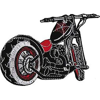 Patch - Automoblies - Spider Web Cycle Iron On Gifts New Licensed p-3727