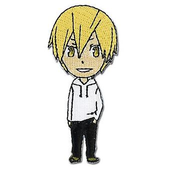 Patch - Durarara - New Masaomi Anime Iron-On Gifts Licensed ge2144