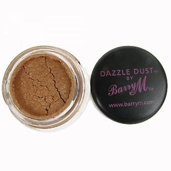 Barry M Dazzle Dust-bronze