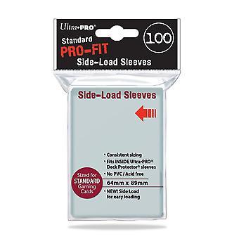 Ultra Pro Fit Side Load Standard Card Sleeves